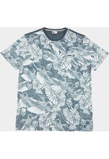 Camiseta Mcd Especial Full Bird Bloom Masculina - Masculino