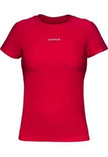 Camiseta Active Fresh Mc - Feminino