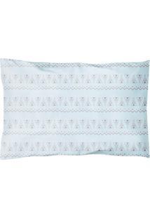 Travesseiro Papi Baby Oca Azul