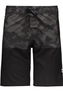 Bermuda Hang Loose Camuflada Masculina - Masculino