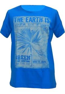 Camiseta Mormaii Earth Now - Masculino