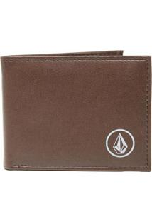 Carteira Volcom Ground - Masculino