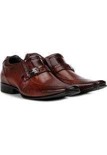 Sapato Social Couro Rafarillo Office - Masculino