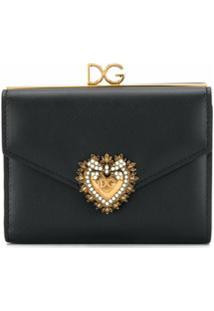 Dolce & Gabbana Carteira Devotion - Preto
