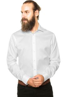 Camisa Calvin Klein Jeans Classic Branca