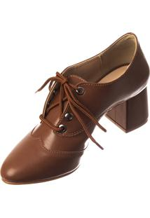 f150c24eef ... Oxford Butique De Sapatos Caramelo
