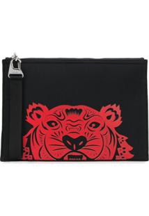 Kenzo Clutch Chinese New Year - Preto