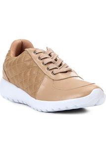 5a8529bc51e Tênis Bege Shoestock feminino