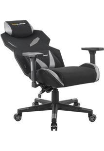 Cadeira Pro Gamer Z- Cinza & Preta- 129X71X62Cmrivatti