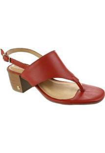 Sandália Bottero Salto Baixo Phoebe Feminina - Feminino