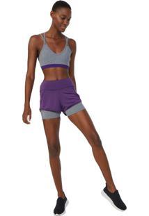 Shorts Runner Contraste