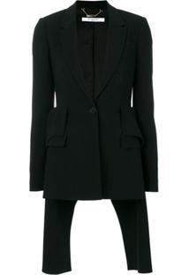 Givenchy Blazer Com Sobreposição - Preto