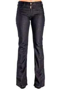 Calça Jeans Boot Cut Fátima Colcci