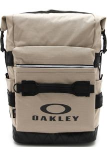 Mochila Oakley Utility Folded Backpack Off-White