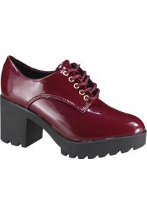 Sapato Oxford Vizzano Feminino