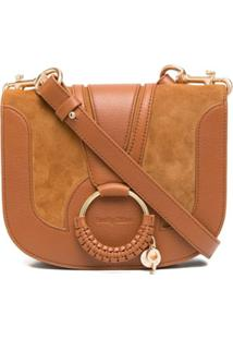 See By Chloé Hana Crossbody Bag - Marrom
