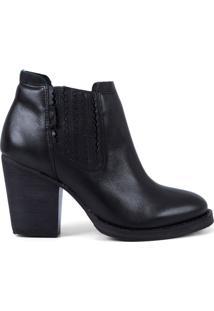 Bota Levis Feminina City Boots Folsom Chelsea Preta - Tricae