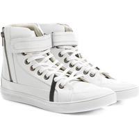 64084592f35a5 Tênis Calvin Klein Cano Alto Velcro - Masculino Netshoes