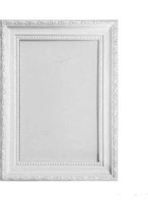 Porta Retrato 15X21Cm Queem Branco Brilhante Infinity