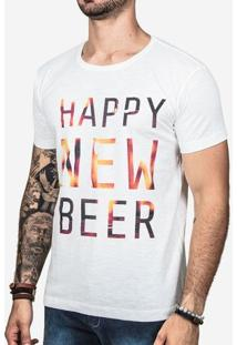Camiseta Happy New Beer 100306