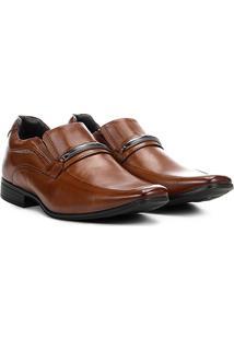 Sapato Social Rafarillo Duo Dress Masculino - Masculino-Marrom