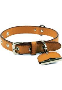 Bracelete Light Wood Dog Charm | Schutz