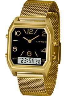 Relógio Lince Feminino Lagh118Lp2Kx