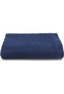 Toalha De Banho Gigante Buddemeyer Yumi 90X145 Azul - Tricae