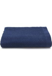 Toalha De Banho Gigante Buddemeyer Yumi 90X145 Azul
