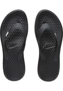 Chinelo Nike Sportswear Solay Thong Preto