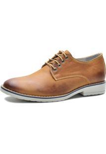 728d3e735a786 Sapato Casual Manchado Marrom masculino | Moda Sem Censura