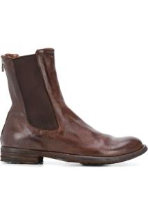 Officine Creative Bota Chelsea Lexikon 073 - Marrom