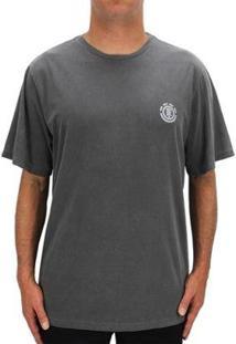 Camiseta Plus Size Element Team Tees - Masculino