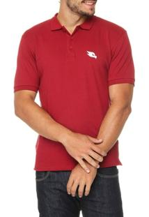 Camisa Polo Piquet Fit Slim - Masculino