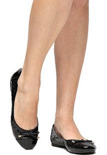 Sapatilha Shoestock Redondo Laser - Feminino