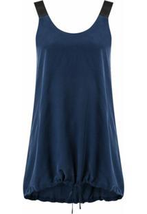 Uma | Raquel Davidowicz Blusa De Seda - Azul