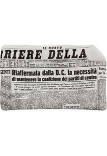 Fornasetti Prato Ii Corriere Della Sera - Cinza