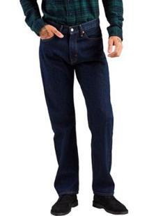 Calça Jeans Levis Regular Masculina - Masculino