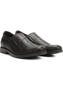 Sapato Social West Coast Noruega Basic Masculino - Masculino-Preto