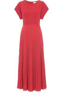 Vestido Palawan - Vermelho