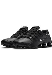 Tênis Nike Shox Nz Eu Masculino - Masculino-Preto