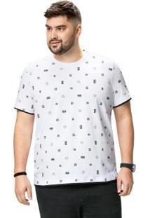 Camiseta Branco Wee!
