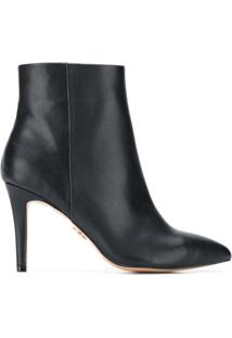 Buffalo Ankle Boot Falena - Preto