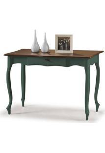 Aparador Elegance Verde Musgo Pes Luiz Xv 115Cm - 59868 - Sun House