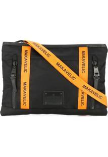 Makavelic Bolsa Tiracolo 'Limited Edition' - Preto