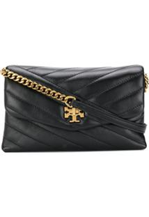Tory Burch Kira Mini Crossbody Bag - Preto