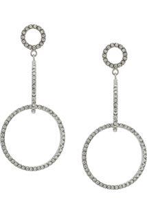 Isabel Marant Supraluminique Earrings - Prateado