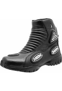 Bota Motociclista Atron Shoes Slider - Masculino