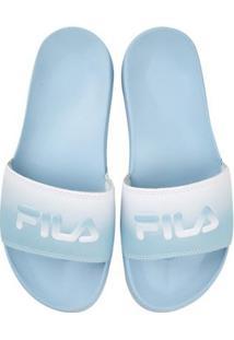 c0a1cf5d73 Chinelo Azul Tom Claro feminino