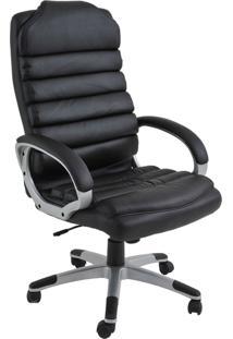 Cadeira Office Andaluzia Preto Rivatti Móveis